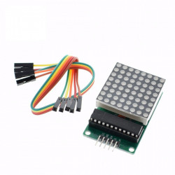 LED dot matrix modul 8x8