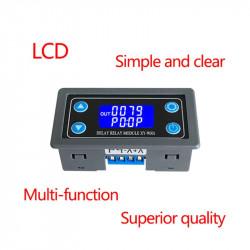 Multifunkcionalni tajmer sa LCD displejom ugradni