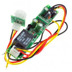 Relejni modul sa PIR senzorom