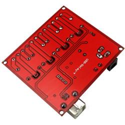 Relejni modul sa USB kontrolom 4 kanala