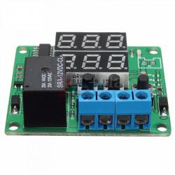 Temperaturni kontroler sa dva LED displeja