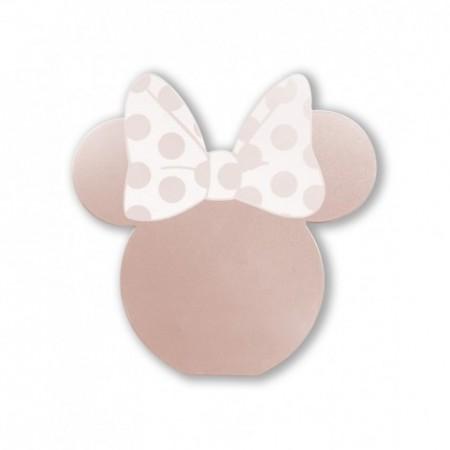 Power Bank Disney Minnie Mirror 3D 5000mAh - Rosegold