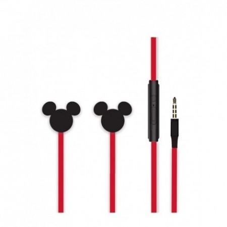 Earphones Disney Mickey Matt Head 3D