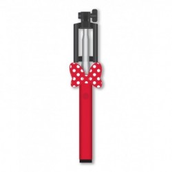Selfie Stick Disney Minnie Red