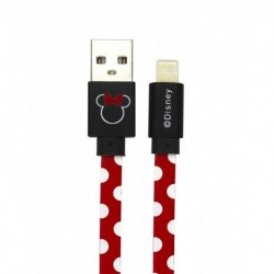 Cabo USB Disney: Minnie