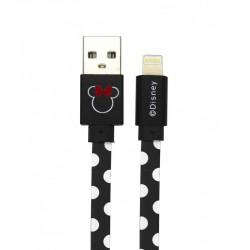 Cabo USB Disney: Minnie