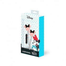 Earphones Disney Minnie Matt Head 3D