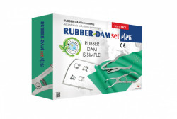 Rubber Dam - Diga Minikit