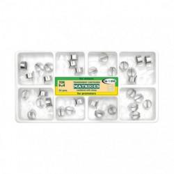 Matrice metalice molar-premolar set 1096 VM
