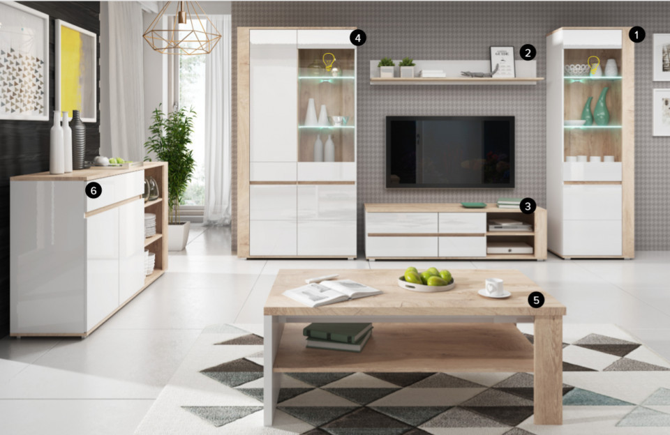 Mobilier Sufragerie Ares