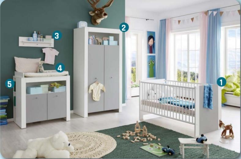 Mobila camera copilului Ola Typ