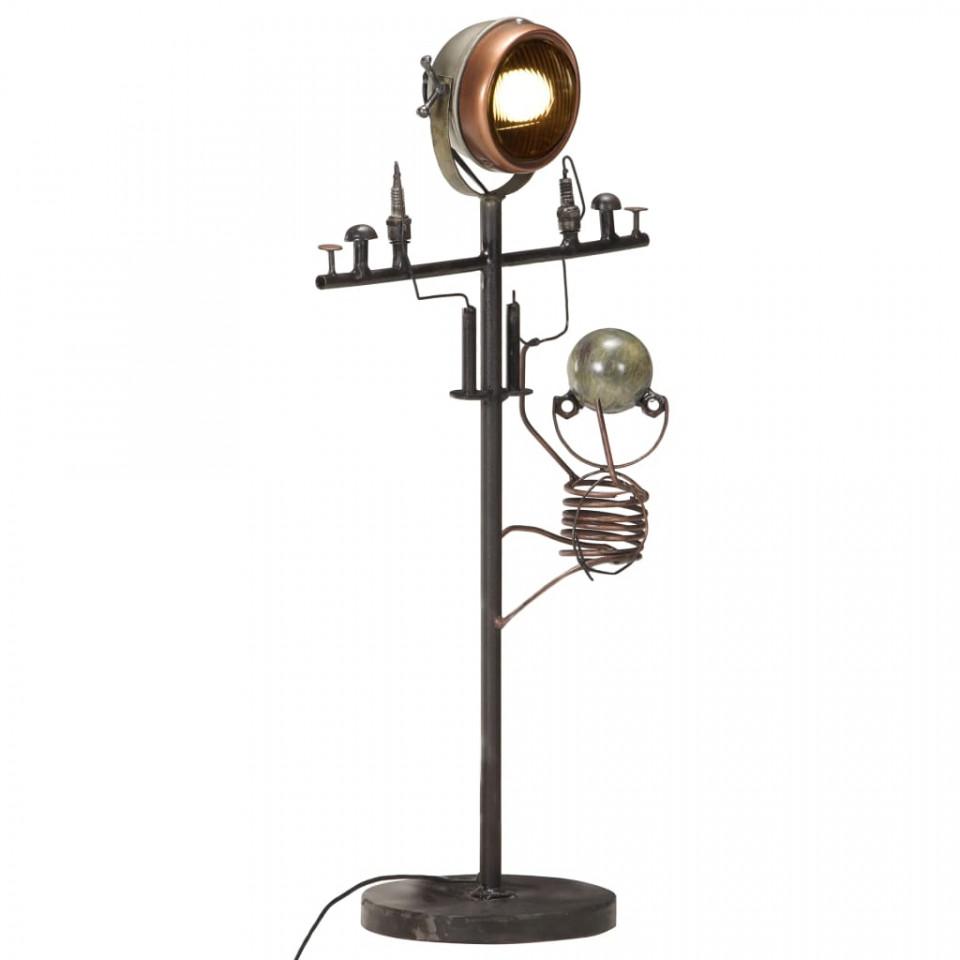 Lampa Podea Aspect Reparator Fier