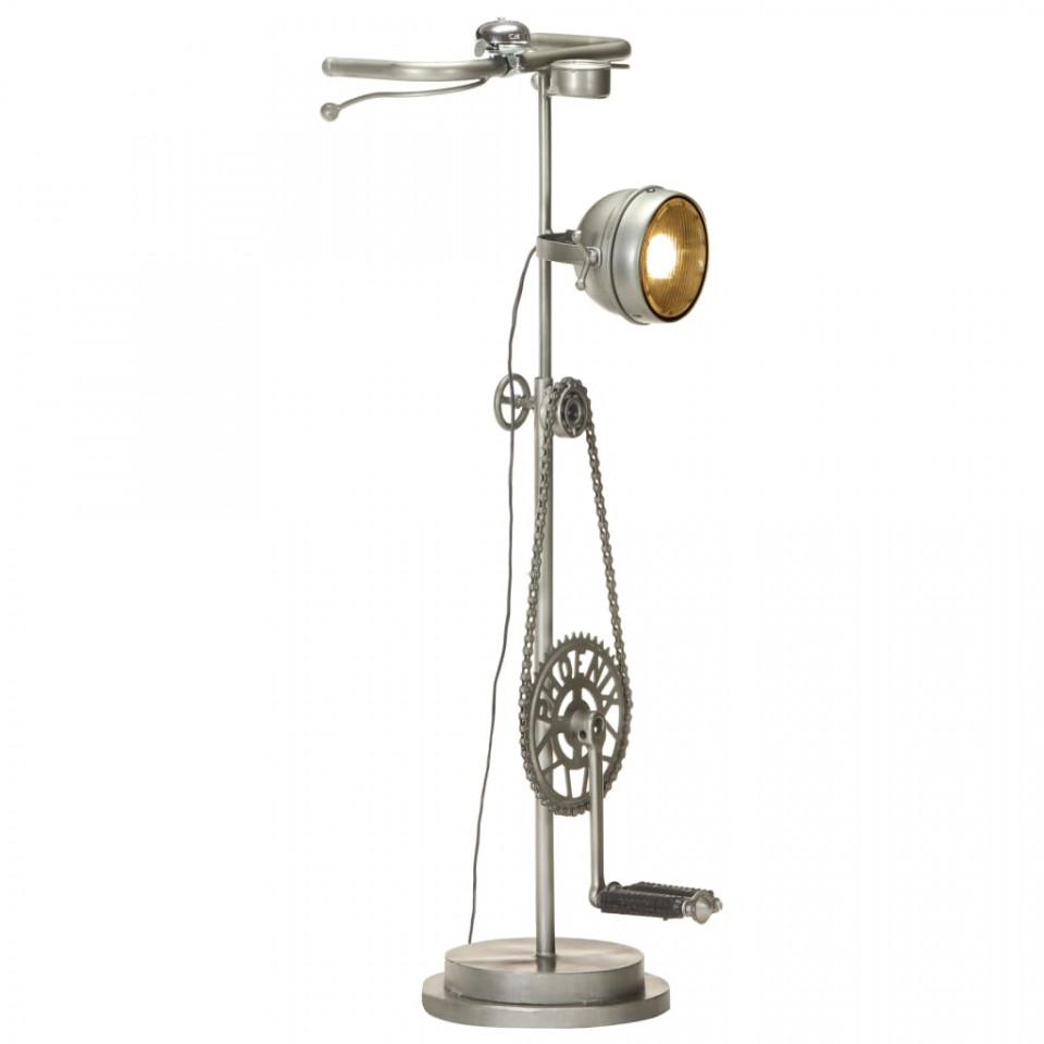 Lampa Perete Aspect Bicicleta Fier