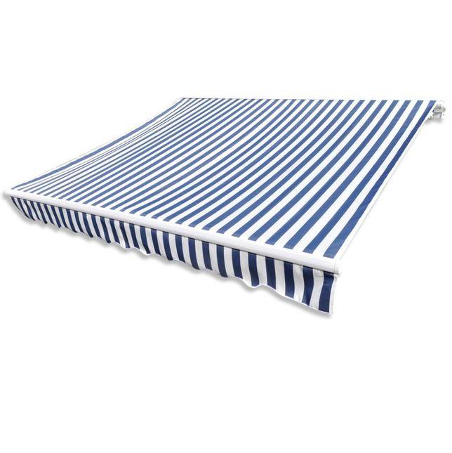 Copertina Marchiza Albastru Alb Poza