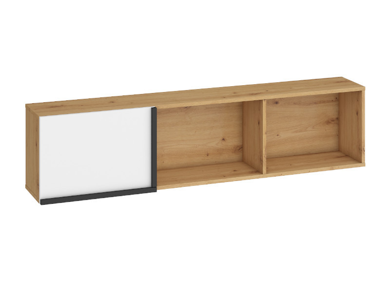 Imagine Mobila Sufragerie Lars Set 1 Oak Artisan - White