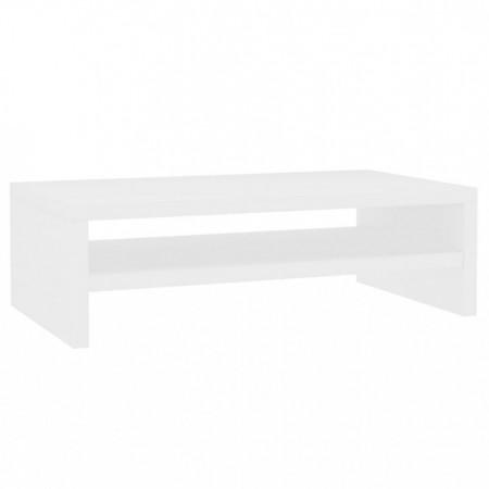 Suport monitor, alb, 42 x 24 x 13 cm, PAL