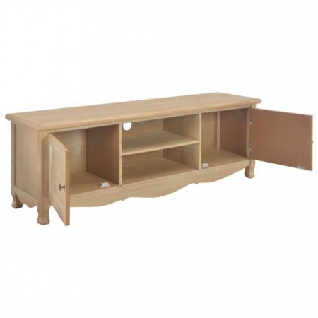 Comodă TV, 120 x 30 x 40 cm, lemn