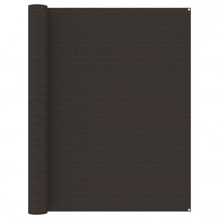Covor cort , maro, 250x350 cm