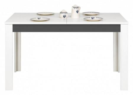 Gray gr-11 white mat-graphite masa