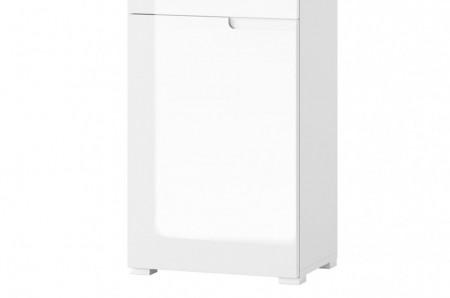 Selene 13 (cabinet) white high gloss/white