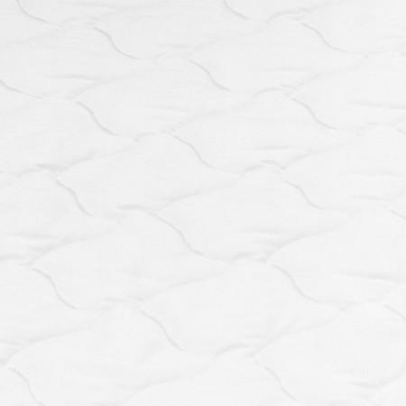 Topper de saltea, profil tip ou cu spumă rece, 6 cm, 160x200 cm