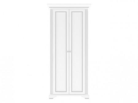 WHITE 012 WARDROBE 2D SNOWY ASH-TREE/SILVER PINE