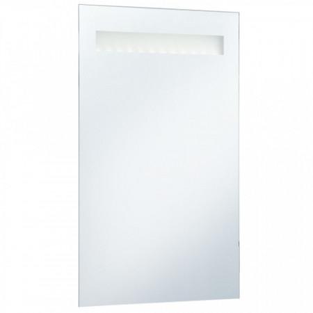 Oglindă cu LED de perete de baie, 60 x 100 cm