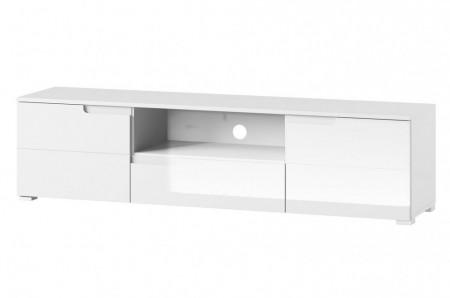 Selene 9 comoda tv white high gloss/white