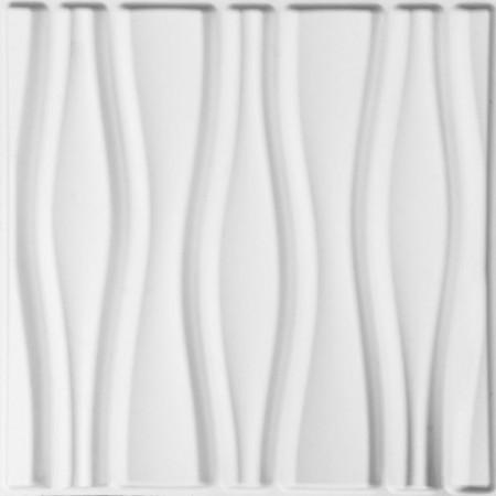 WallArt Panouri de perete 3D GA-WA14, 24 buc., unduiri