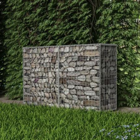Coș gabion din oțel, 150 x 50 x 100 cm