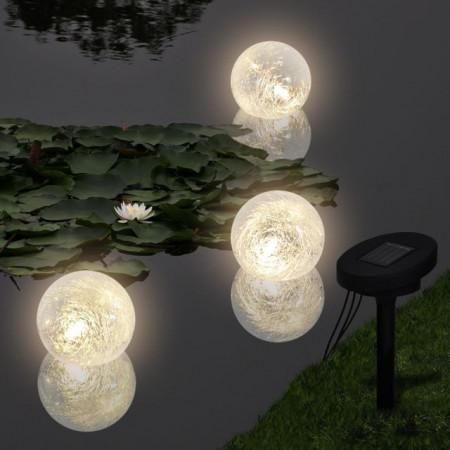 Instalație cu LED-uri plutitoare pentru piscină