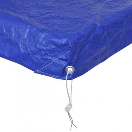 Folie pentru piscină dreptunghiulară din PE 90 g/mp 540 x 270 cm