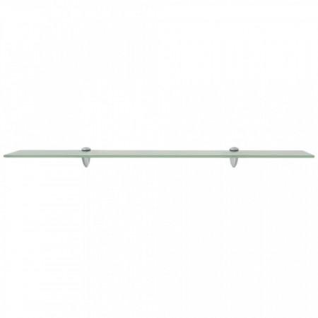 Rafturi suspendate, 2 buc., 90 x 10 cm, sticlă, 8 mm