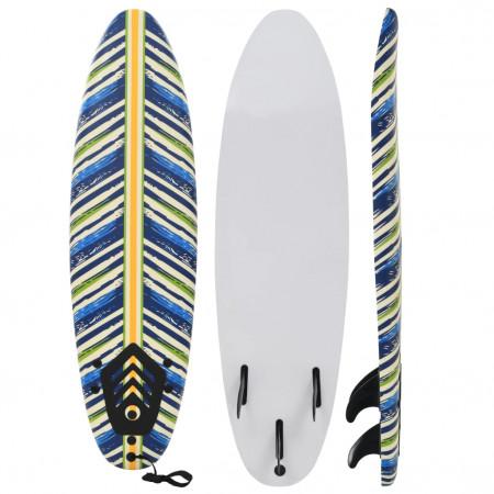 Placă de surf, 170 cm, model frunză
