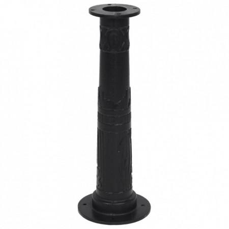 Suport pentru pompă de apă manuală de grădină, fontă