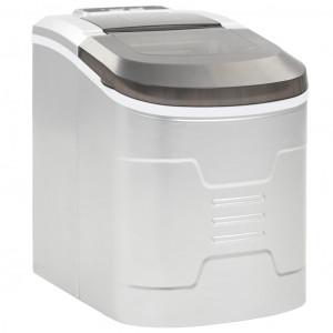 Aparat de făcut cuburi de gheață, argintiu 2,4 L, 15 kg / 24 h