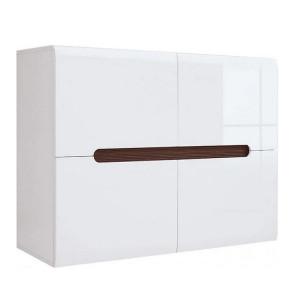 Azteca 008 comoda reg4d/8/11 white/white high gloss