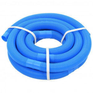 Furtun de piscină, albastru, 32 mm, 6,6 m