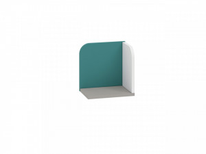 Iq 16 N (Raft) Grey Platinum/White/Marine Blue