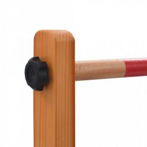 Joc de golf Scara cu bile, lemn