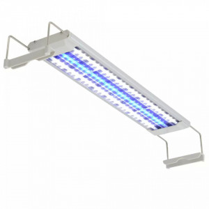 Lampă LED de acvariu aluminiu 50-60 cm IP67