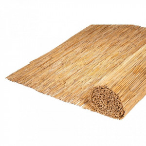 Nature Panou din trestie de bambus, 1 x 5 m