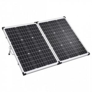 Panou solar pliabil portabil 120 W 12 V