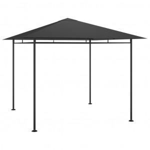 Pavilion, antracit, 3x3x2,7 m, 180 g/m²