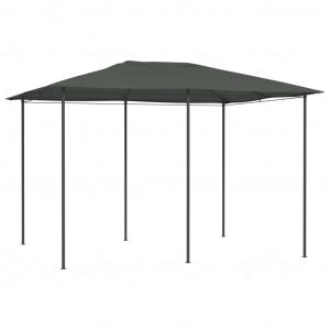 Pavilion, antracit, 3x4x2,6 m, 160 g/m²