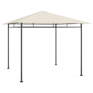 Pavilion, gri taupe, 3x3x2,7 m, 180 g/m²