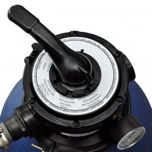 Pompă filtru cu nisip 400 W 11000 l/h