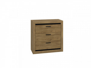Baltica 11 (Comoda) Oak Lefkas/Black