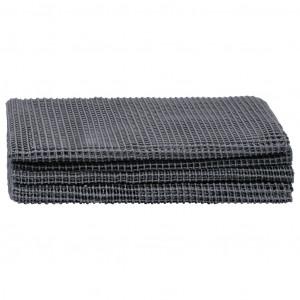 Covor pentru cort, antracit, 250x450 cm
