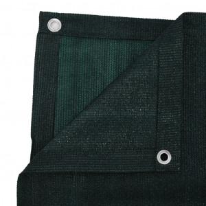 Covor pentru cort, verde, 300 x 500 cm, HDPE